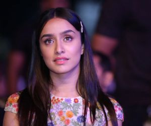 Shraddha Kapoor awestruck