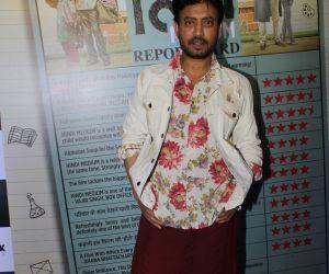 Host Success Celebration Of Film Hindi Medium