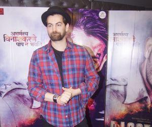 Interview for film 'Dassehra'