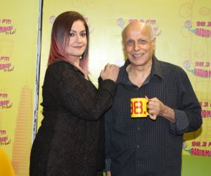 Interview With Mahesh Bhatt and Pooja Bhatt