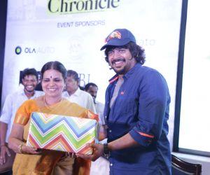 Irudhi Suttru movie event photo