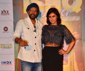 Ishq Forever trailer launch stills