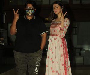 ivya Kumar Khosla Spotted At Vile Parle