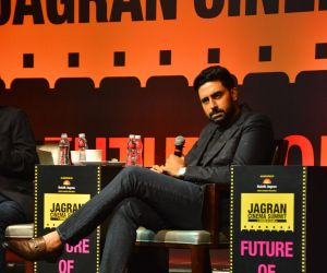 Jagran Film Festival at the Taj Santacruz