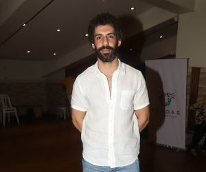 Jim Sarbh At Dance With Joy 2019- Initiative Of Arts In Motion Annual Show