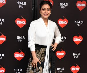 Kajol spotted at Mehboob studio Bandra