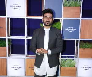 Actor Vir Das attended Jeff Bezos Welcome Bash.
