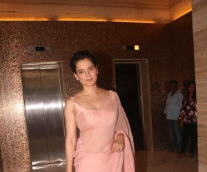 Kangana Ranaut celebrates her birthday