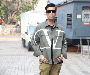 Karan Johar At Bhoot trailer launch Event