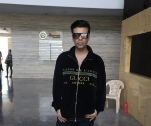 Karan Johar participating for Anshula Kapoor's online fundraising program