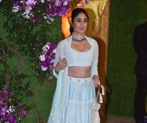 Kareena Kapoor  at Ambani wedding