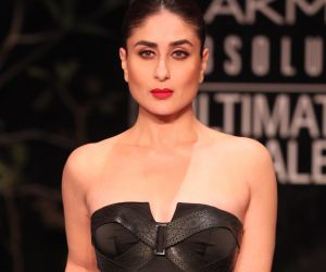 Kareena Kapoor Walks As Showstopper