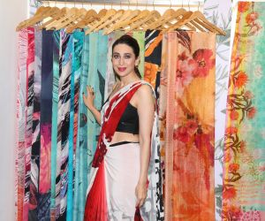 Karishma Kapoor at the special preview of spring summer 19 collection