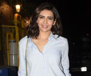Karishma tanna spotted at Soho House juhu