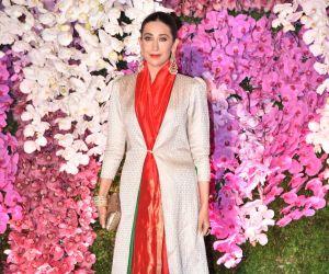 Karisma Kapoor at Ambani wedding