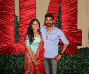 """Karthick Naren's """"D 43"""" produced by Sathyajothi Films and starring Dhanush kick-started with Pooja"""