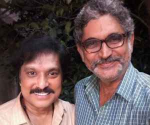 Karthil and Suresh Menon photo