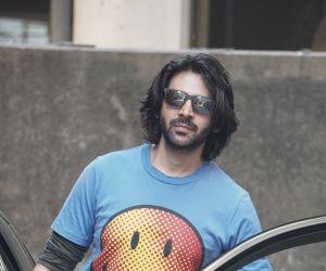 Kartik Aaryan Spotted Sanjay Leela Bhansali Office Juhu