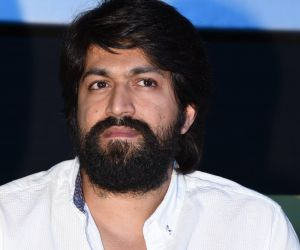 KGF (Kolar Gold Fields) movie Trailer Launch Function