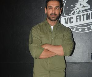 launch of Vinod Channa's VC Fitness at khar