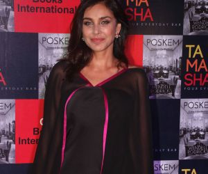 Lisa Ray At 'Poskem Goans' Book Launch