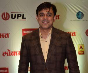 Lokmat Maharshtrian of The Year Awards at NSCI worli