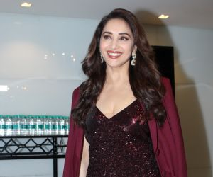 Madhuri Dixit At Press Conference of the 20th Homecoming Edition of IIFA AWARDS