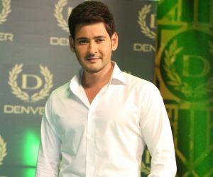 Mahesh Babu as brand ambassador of denver