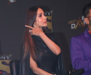 Actress Malaika Arora at India's Best Dancer 2020 Event