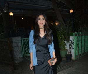 Malavika Mohanan spotted at bandra