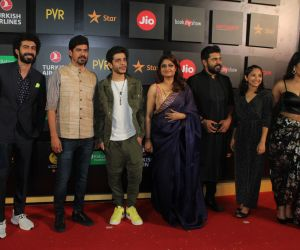 Malayalam Celebrities at the Opening Ceremony of MAMI Film Festival 2019