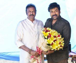 Acharya movie event photo