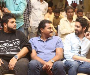 Movie AlaVaikunthapurramloo Movie Success Meet Last Set
