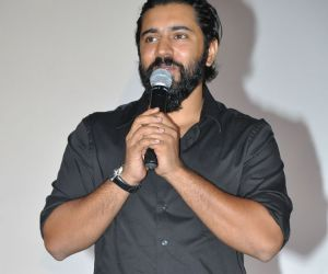 Nivin Pauly @ Iru Mugan movie Audio LAunch