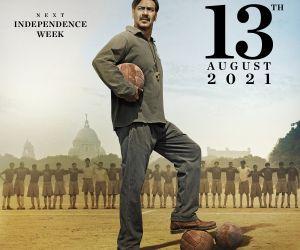 Maidaan Movie Still