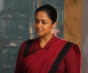 Suriya drops the trailer of Ponmagal Vandhal starring Jyotika