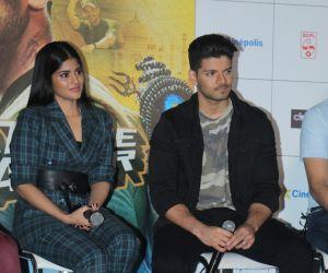 Sooraj Pancholi and Megha Akash join Satellite Shankar Movie-Trailer Launch Event