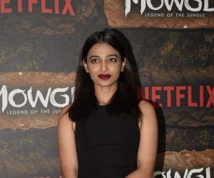 Mowgli world premiere at Yashraj studios in Andheri