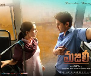 Majili Movie Still
