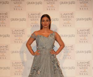 Opening of Lakme Fashion Week