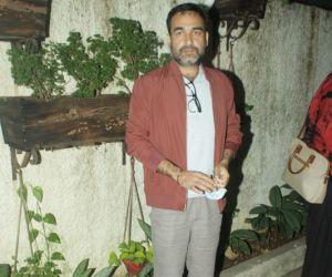 Pankaj Tripathi At Special Screening Of Kaagaz