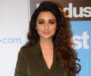 Parineeti Chopra poses fo