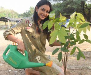 Planting plants is our responsibility: Rakul Preet Singh
