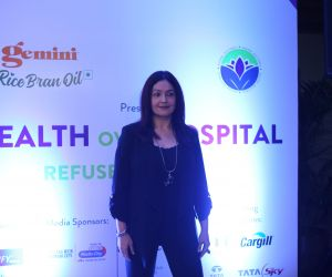 Pooja Bhatt & Nutritionist Rachna Chachchi during an interactive session