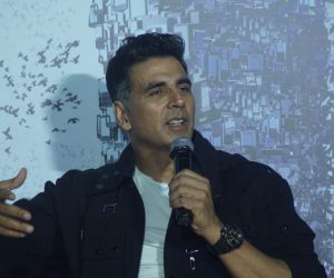 Press Conference for film '2.0'