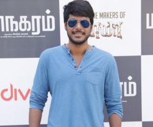 Maanagaram movie event photo