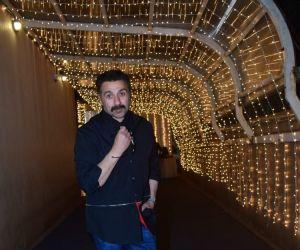 Sunny Deol join Priyank Sharma Pre-Wedding Party