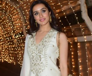 Shraddha Kapoor join Priyank Sharma Pre-Wedding Party