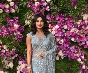 Priyanka Chopra at Ambani wedding