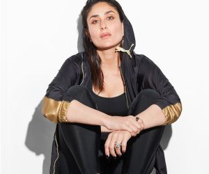 PUMA anounced actress Kareena Kapoor become their new brand ambassador